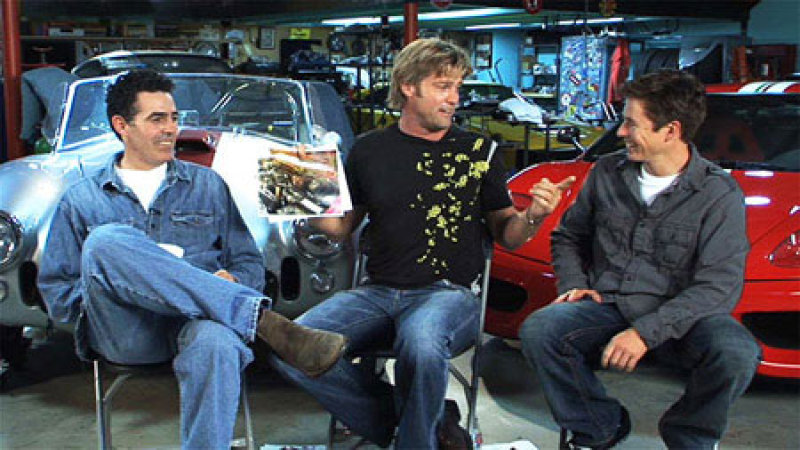 Top Gear USA на канале NBC