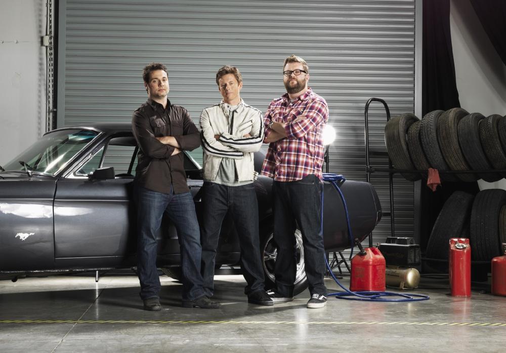 Top Gear USA на канале History