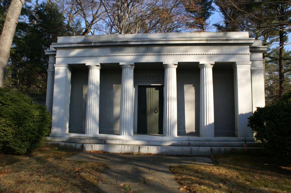 Walter Chrysler mausoleum
